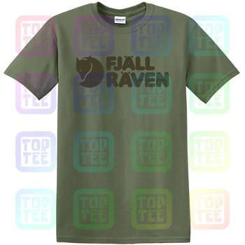 Fjall - Men'S Logo Raven T-Shirt Unisex Size S-3XL - discount item  35% OFF Tops & Tees