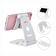 Phone-Holder Stand Very-Tight-Unfolds Cute Stable Support-Set Compact Small Easy-To-Adjust