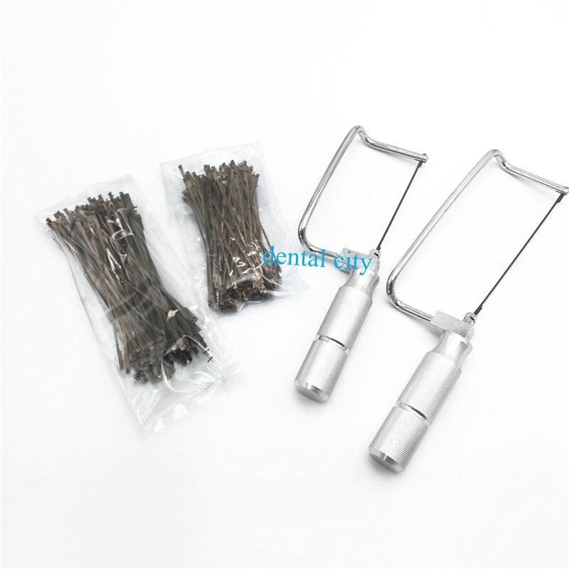 High Qualified Dental Lab Short/Long Plaster Saw& Plaster Blades, Dentist Tool