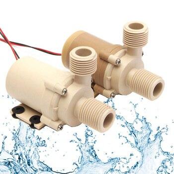 تيار مستمر 12 فولت/24 فولت 5 متر الشمسية الماء الساخن فرش السيارات تداول المياه مضخة مياه الغذاء الصف
