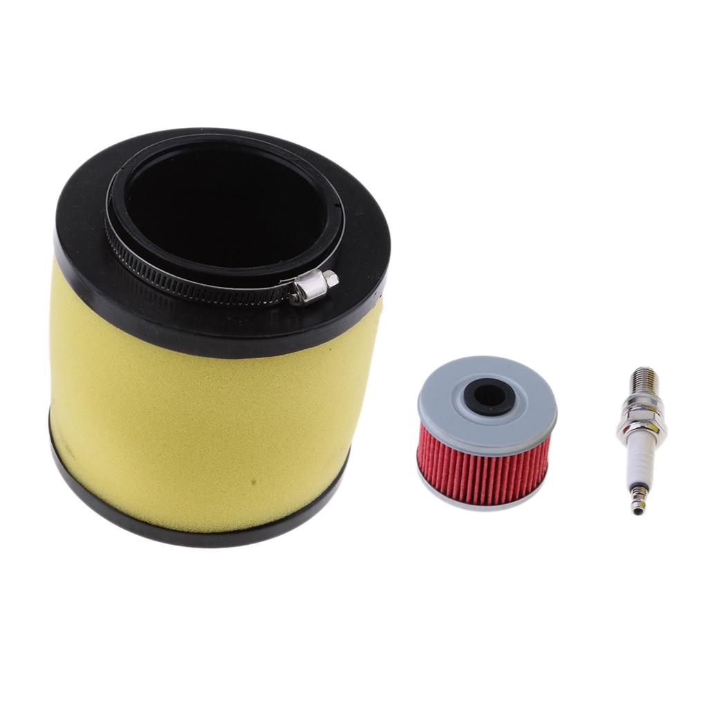 Воздушный Масляный фильтр с свечей зажигания для TRX350 Rancher TRX400 17254-HN5-670