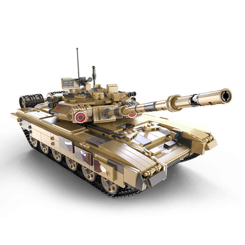 Cada Technic Brick Toy T 90 Main Battle Tank Model Building Blocks Compatible Tank On Remote Control Motors Electric Bricks Kit Aliexpress
