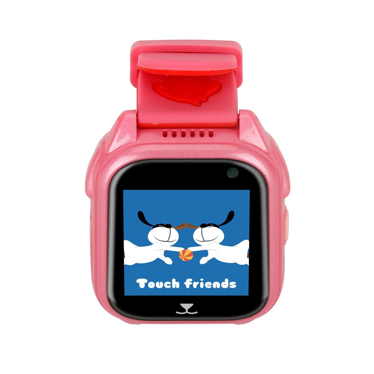 Enfants montres montre intelligente avec GPS Tracker bébé enfant sécurité Smartwatch étanche enfants montres pour IOS Android garçons fille