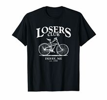 The Losers Club Derry Maine T-shirt Free Shipping Men T Shirt