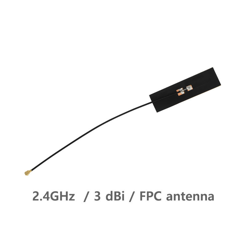5pcs/lot WiFi Antenna 2.4GHz FPC Antenna High Gain 3dBi PCB Antenna TX2400-FPC-5015 Omnidirectional Antenna