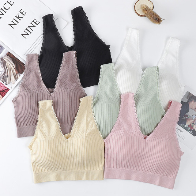 Cotton Top Bra Underwear