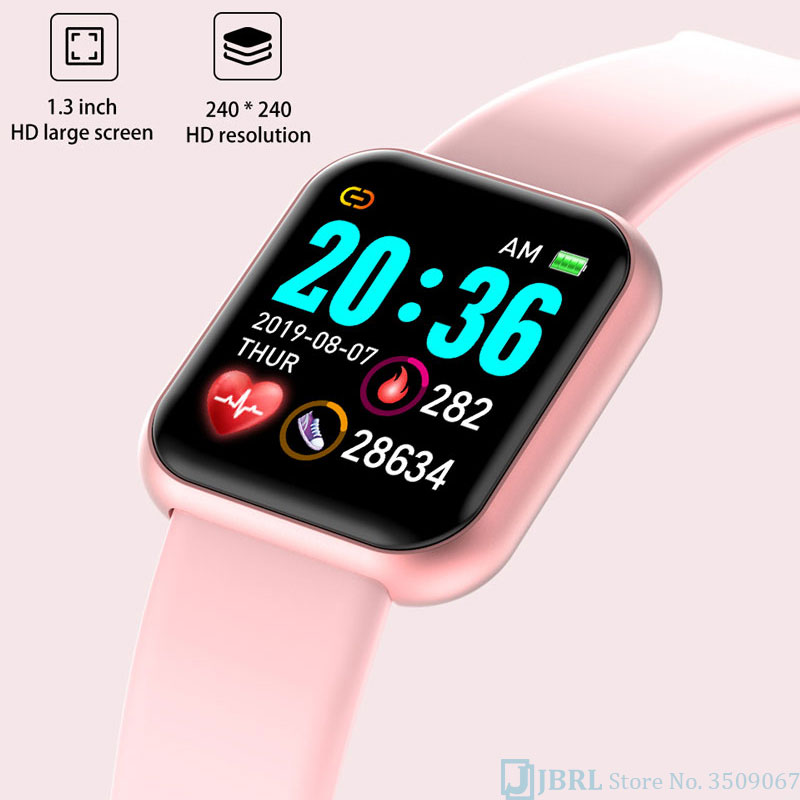 Square Digital Watch Women Sport Men Watches Electronic LED Ladies Wrist Watch For Men Women Clock Female Male Wristwatch Hours