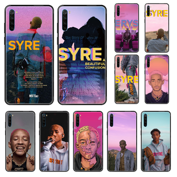 Jaden Smith Phone case For Xiaomi Redmi Note S2 4 5 6 7 8 A S X Plus Pro black art waterproof tpu hoesjes silicone coque soft image