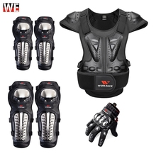 WOSAWE Motorcycle Armor Jacket Moto Racing Gear Elastic Armor Vest Motocross Riding Off Road Bike Body Protection Clothing duhan motorcycle racing jackets body armor protective moto jacket motocross off road dirt bike riding windproof jaqueta clothing