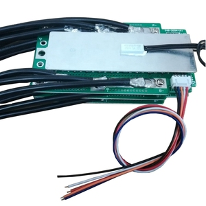 Image 5 - 4S 3.2V Lifepo4แบตเตอรี่ลิเธียมเหล็กฟอสเฟตป้องกัน12.8Vสูงอินเวอร์เตอร์Bms Pcmรถจักรยานยนต์รถยนต์ (100A)