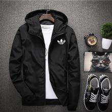 Новинка, Спортивная мужская куртка, модная, повседневная, тонкая, мужская куртка, спортивная куртка, куртка Бомбер, мужские куртки, мужские куртки и пальто размера плюс M-6XL
