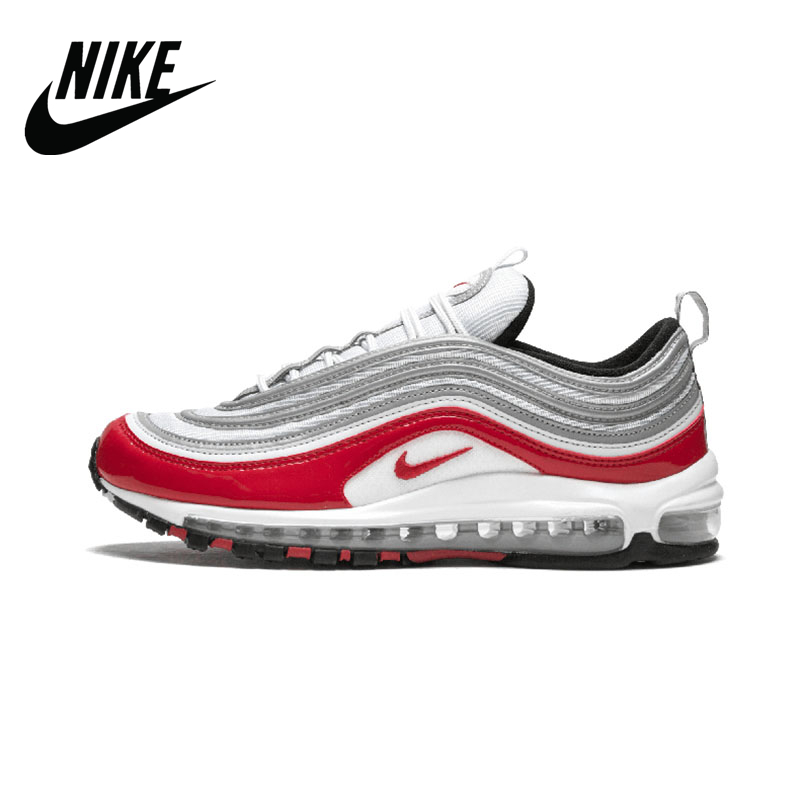 Original Authentic <font><b>Nike</b></font> <font><b>Air</b></font> <font><b>Max</b></font> 97 LX <font><b>Men's</b></font> Running <font><b>Shoes</b></font> Outdoor Sports <font><b>Shoes</b></font> Trend Breathable 921826-009 image