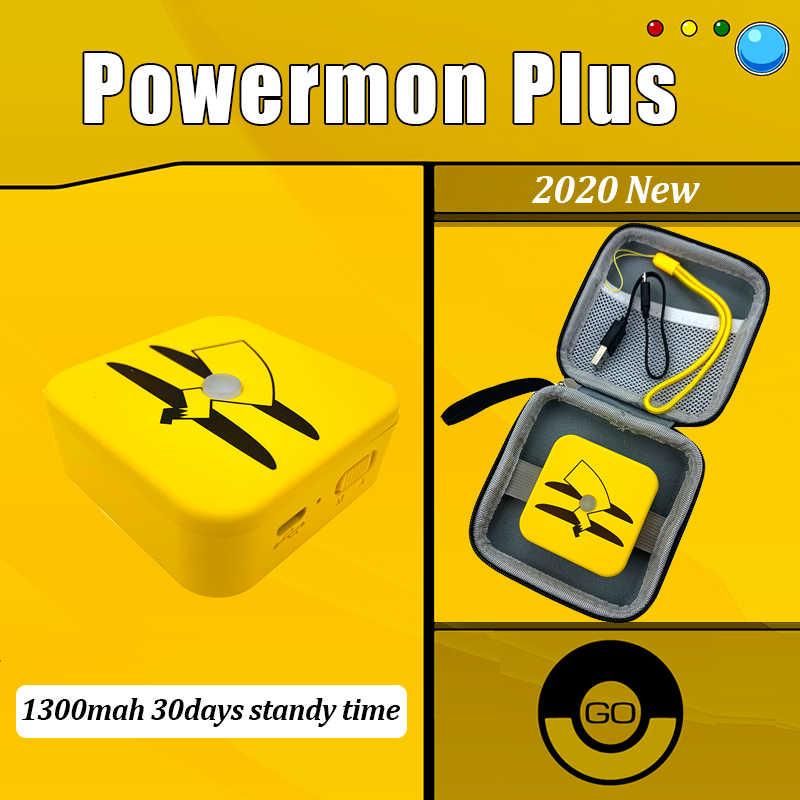 2020 Compatibel Bluetooth Armband Voor Pokemon Gaan Plus Polsband Armband Apparaat Voor Ios Voor Android Handleiding/Auto Vangen Versie