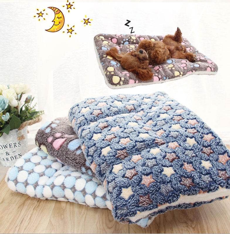 Esteira Cama de Cachorro e Gato | Cobertor para Pets Dormir