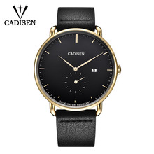 Nieuwe 2019 Cadisen Horloges Mannen Luxe Top Brand Quartz Horloge Fashion Business Sport Reloj Hombre Klok Mannelijke Uur Relogio Masculino