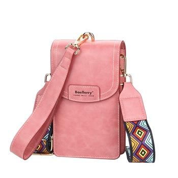 2021 New Fashion New Women Bags Mini Women Messenger Bag Top Quality Phone Pocket Women Bags Fashion Small Bags 1