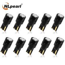 Nlpearl 10x сигнальная лампа t10 светодиодный светодиодная супер