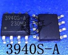 1 шт. новый оригинальный NCT3940S-A 3940S-A SOP8 в наличии реальное изображение
