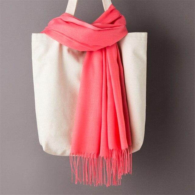 Foulards pour les femmes châles simples 5
