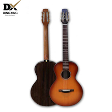 Professional China guitarra Acoustic guitar 36 inch Baby travel Spruce top Solid Wood musical Stringed instruments steel strings high quality 39 acoustic classical guitar wood color guitarra musical instruments with guitar strings