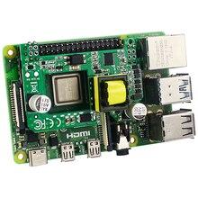 New 2021 Raspberry Pi PoE HAT 5V2A Active Power Over Ethernet HAT with Heatsink for Raspberry Pi 4 Model B/3B+