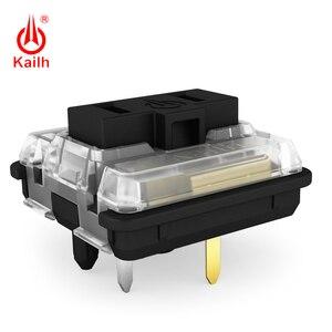 Image 2 - Kailh נמוך פרופיל מתג 1350 שוקולד מקלדת מתג RGB SMD kailh מכאני מקלדת לבן גזע clicky יד תחושה