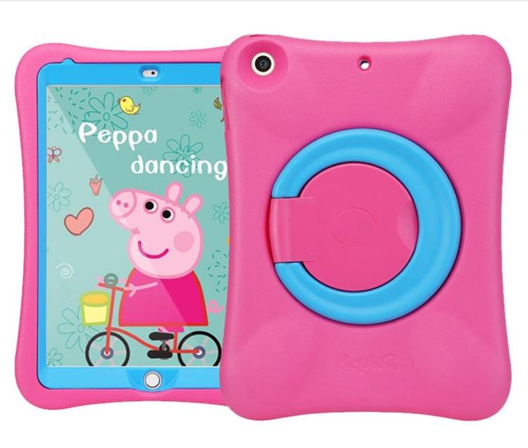 Rose Blue White For Kids Case For apple ipad 8 7 10 2 inch 2020 Shockproof full protection EVA