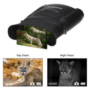 Image 1 - 2X IP65 망원경 비디오 재생 쌍안경 방수 야간 버전 범위 8 기가 바이트 250m 야외 사냥 조류 관찰 쌍안경