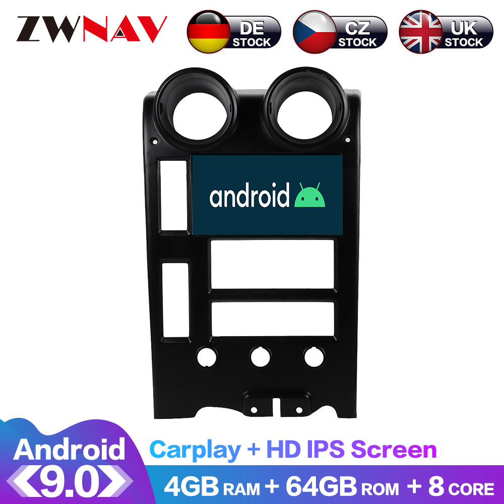 IPS DSP Screen <font><b>Android</b></font> 9.0 <font><b>Car</b></font> Multimedia Player For Hummer H2 2004 2005 2006 - 2009 <font><b>Audio</b></font> Radio stereo GPS Navi Wifi Head Unit image
