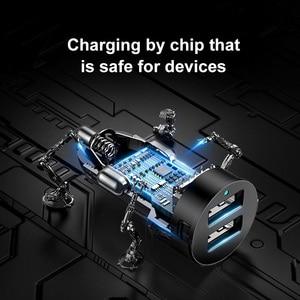 Image 5 - Baseus Car Chargerบุหรี่ไฟแช็กซ็อกเก็ตSplitter Hub Power AdapterสำหรับiPhone Samsungโทรศัพท์มือถือExpander Charger DVR GPS