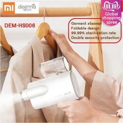 Xiaomi vapor planchado máquina portátil de hervidor de vapor plegable hogar portátil de hierro de vapor ropa vapor planchado arrugas 5