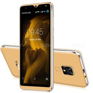 "Image 2 - XGODY Mate 20 Mini Smartphone Face ID Android 9.0 5.5"" 18:9 3G Full Screen Mobile Phone 1GB+16GB Quad Core 5MP Camera Cellphone"