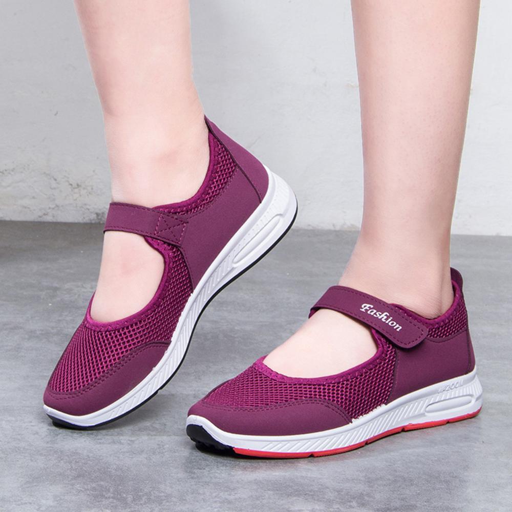 Летняя обувь для женщин; Ботильоны Scarpe donna estivi comode; Женские дышащие кроссовки из сетчатого материала; Модные женские кроссовки; # A3|Кроссовки и кеды|   | АлиЭкспресс