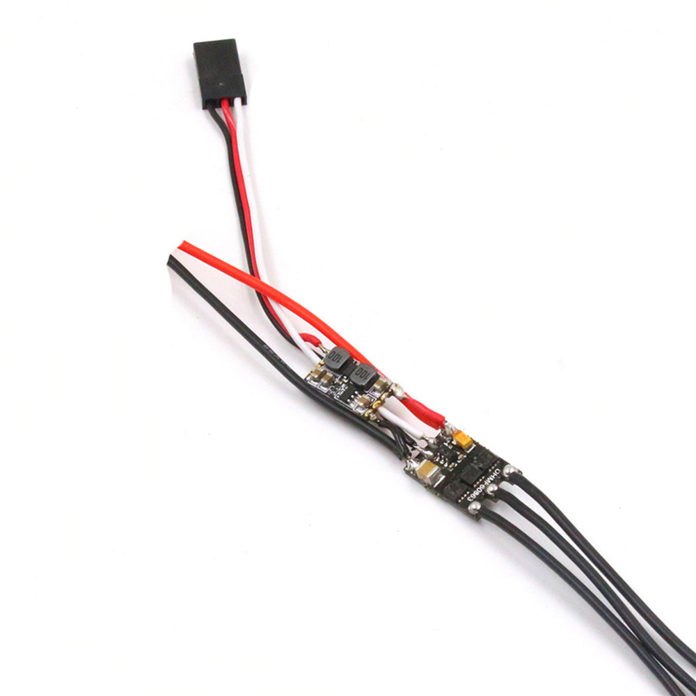 Replacement 1S/ 2S Brushless <font><b>ESC</b></font> with BEC 7A for RC Airplane High Speed <font><b>Motor</b></font> 1400-4500KV <font><b>1104</b></font>-4500KV 1811-3800KV image