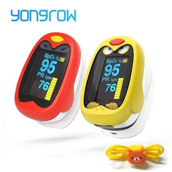 Детский пульсоксиметр Yongrow YK-K1 1