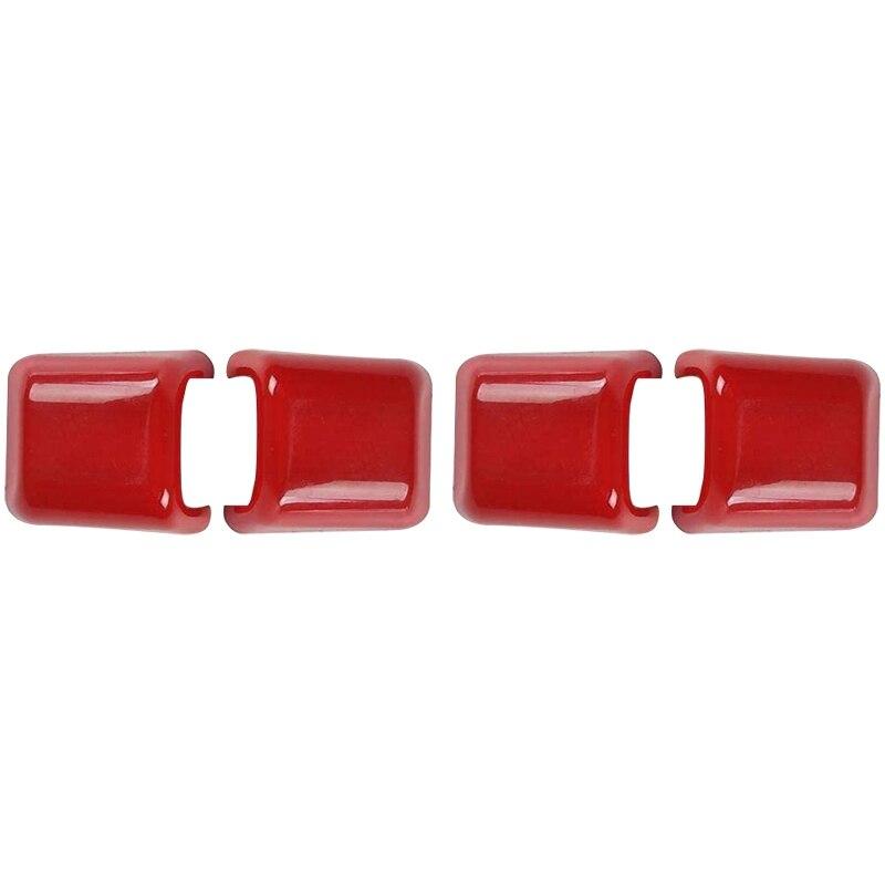 for Challenger Grab Handle Decoration Trim Accessories for Dodge Challenger 2015-2019