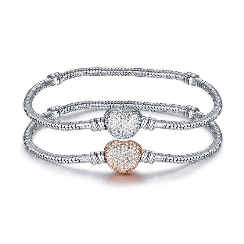 Новый модный очаровательный Оригинальный Женский браслет с бриллиантами 3 мм