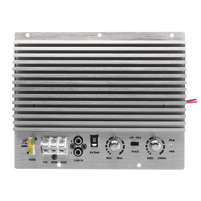 12V 1000W <font><b>Car</b></font> <font><b>Audio</b></font> Power <font><b>Amplifier</b></font> Subwoofer Power <font><b>Amplifier</b></font> Board Mono <font><b>Audio</b></font> <font><b>Diy</b></font> <font><b>Amplifier</b></font> Board <font><b>Car</b></font> Player image