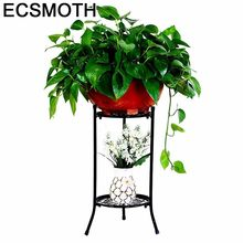 Exterieur Decoration Terrasse Decor Balcony Balcone Dekoru Decoracion Exterior Balkon Shelf Plant Stand Balcon Flower Iron Rack(China)