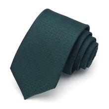Новый деловой галстук для мужчин высококачественный Модный повседневный