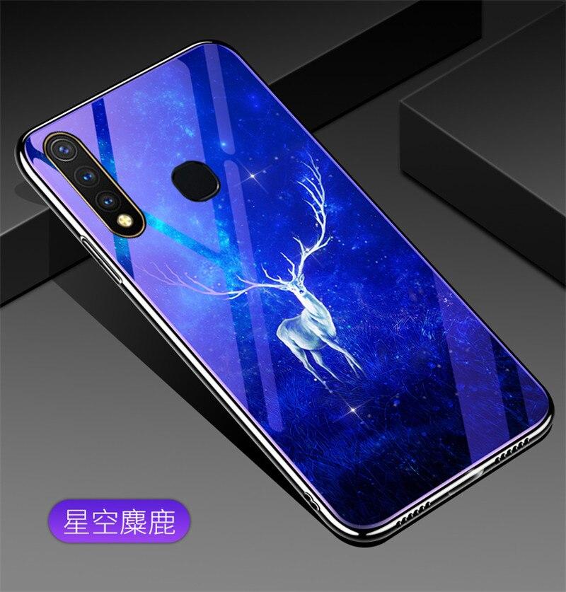 苹果x紫光玻璃壳_15