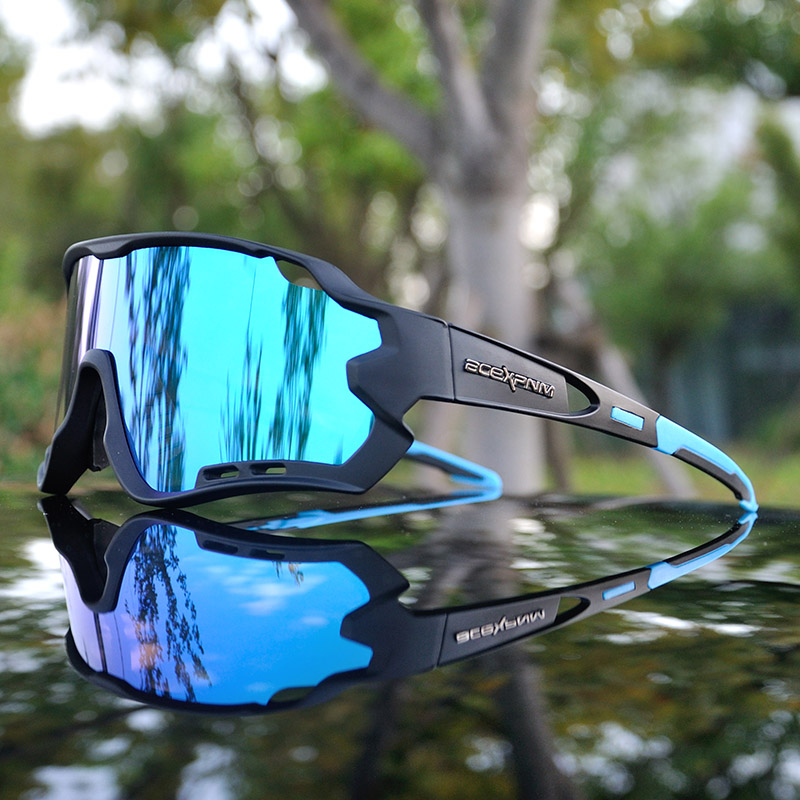 Brand Unisex UV400 Polarized Cycling Glasses Mountain Road Bike Cycling Goggles Outdoor Sports Cycling Eyewear Sunglasses|Cycling Eyewear| |  - title=