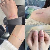 Переводные татуировки   ????30 пакетиков набор