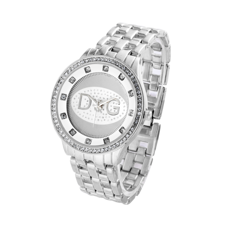 Relogio Feminino 2020Fashion Brand DQG Watch Luxury Crystal quartz women watches Silver Stainless ladies dress watch reloj mujer