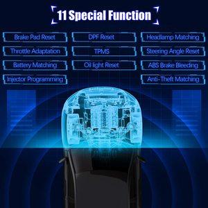 Image 4 - LAUNCH X431 OBD 2 סורק מנוע קוד קורא ABS DPF שמן שירות איפוס scaner 10kit מפעל השקת escaner 10kit מפעל משלוח חינם