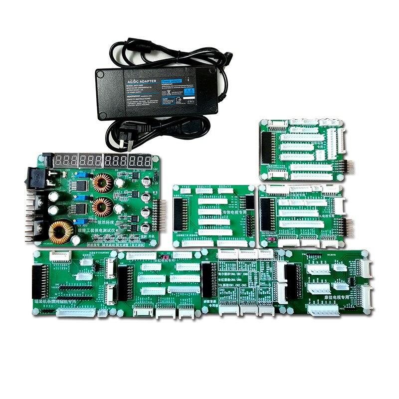 LCD TV Repair Tooling Maintenance Tester Integrated Digital Display Universal Power Analog Controller
