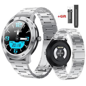 Bluetooth Call Smart Watches Heart rate Monitor Blood Pressure Measuring Smart bracelet Men Sports Fitness IP68 Waterproof Watch