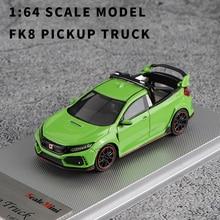 Car-Model Civic Honda FK8 1-Of-300pcs TRUCK PICKUP Multiple Attributes Hot-Sale