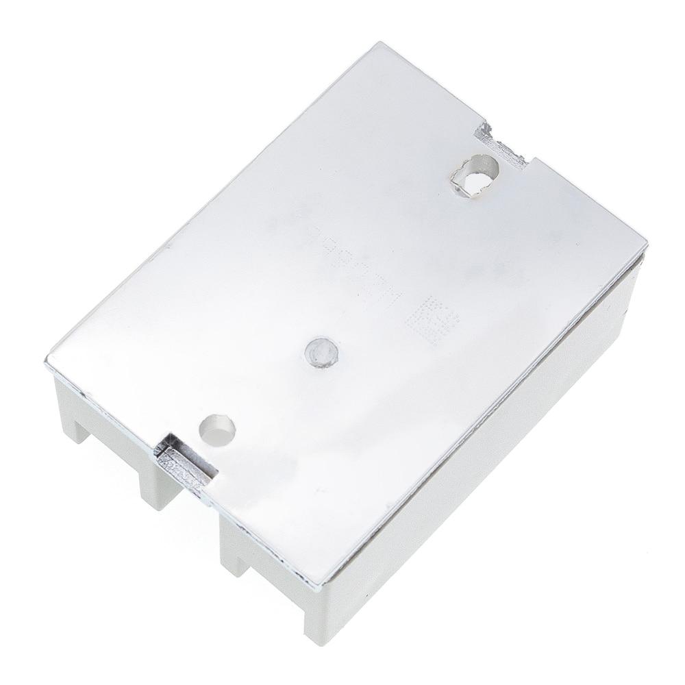 10PCS SSR-40 DA DC to AC DC-AC Solid State Relay Module for  SSR-40DA Temperature Controller 24V-380V 40A 250V