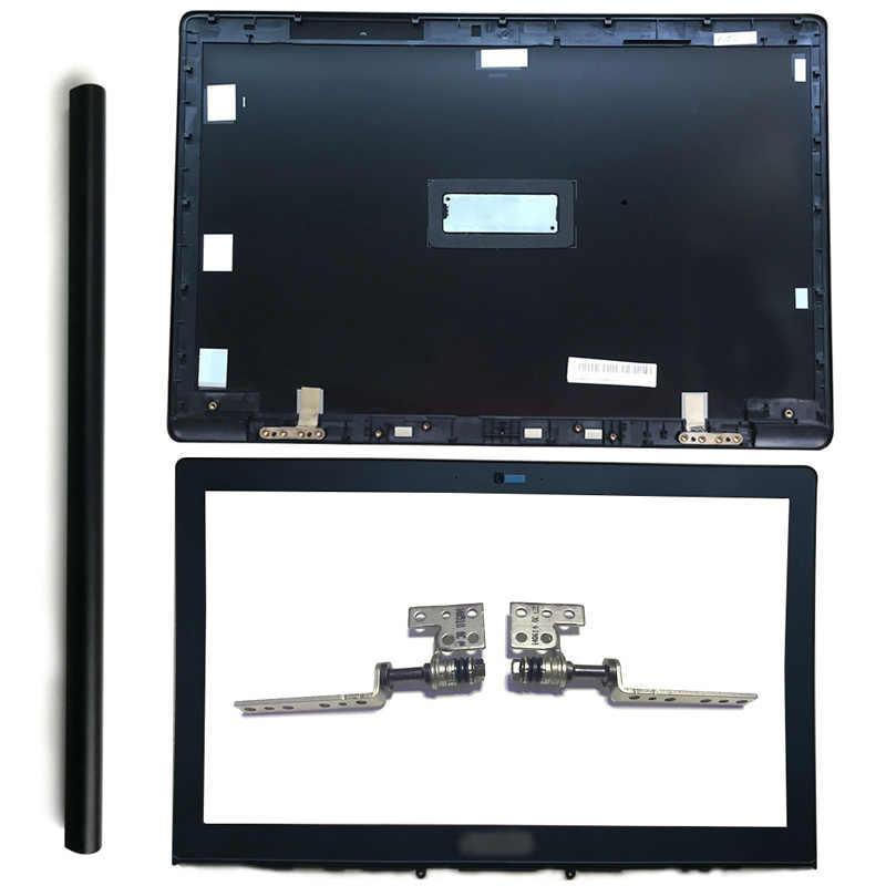 Siver Pair Laptop Hinge Cover for ASUS N551 N551JK N551JA N551VW N551J G551 G551J G551JK G551JM G551JW G551JX Black Lysee LCD Hinges